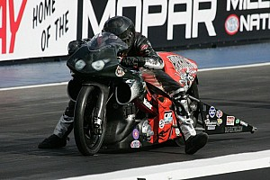 Pro Stock Motorcycle riders anticipate fast start to kick off season at Gatornationals