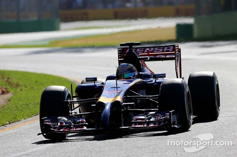 Scuderia Toro Rosso completed the Friday practice at Albert Park
