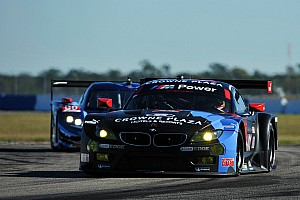 IMSA Stage report BMW Team RLL races in P3 and P10 at 12 Hours of Sebring mid-point