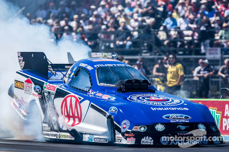 Hight dominates field for second Gatornationals win