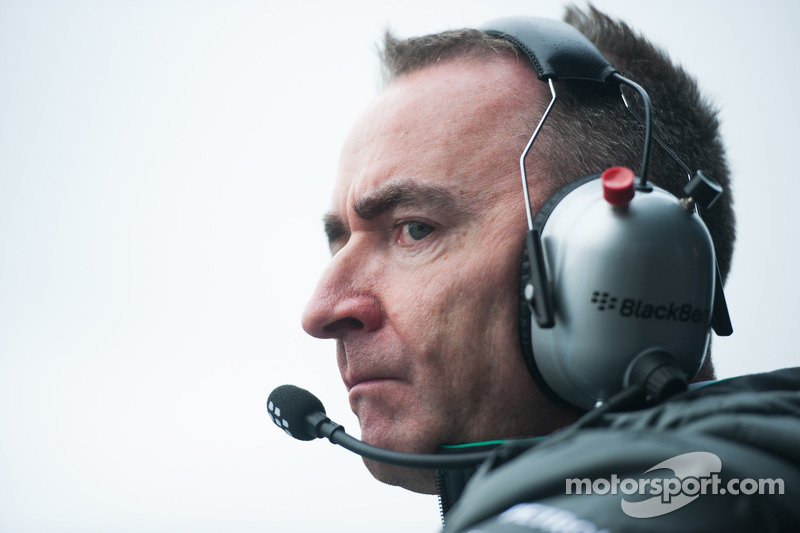 Lowe talks were initially about Williams switch - Wolff