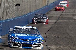 NASCAR Sprint Cup Preview Bowyer ready for Martinsville