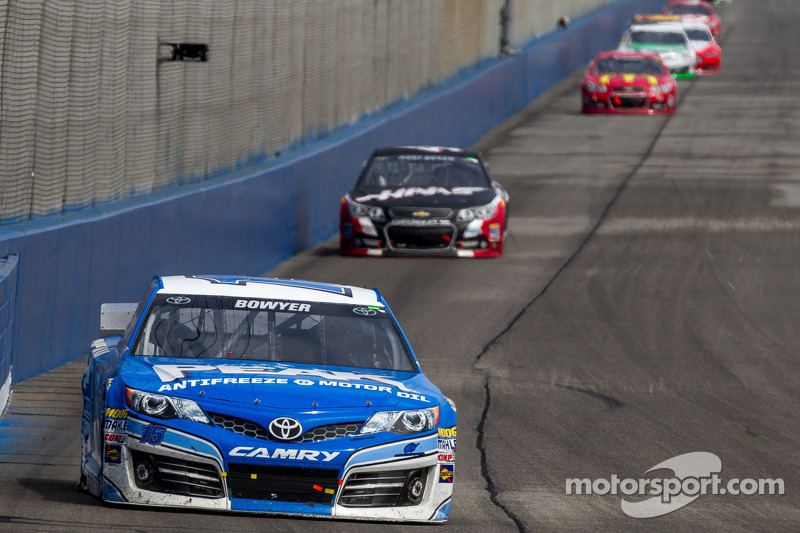 Bowyer ready for Martinsville
