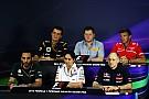 2014 Malaysian Grand Prix - Friday Press Conference