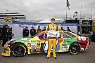 Gibbs drivers steal front row in Martinsville