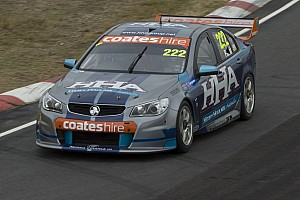 V8 Supercars Qualifying report Percat endures a frustrating day at Symmons Plains
