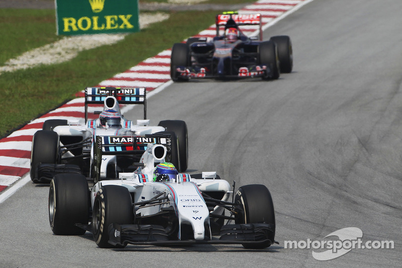 Williams to discuss team orders with Massa
