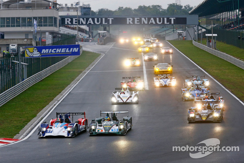 The 2014 ELMS season will start tomorrow at the Paul Ricard circuit