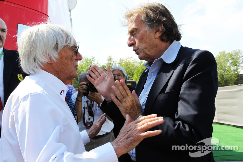 Next revolution afoot as Montezemolo meets Ecclestone
