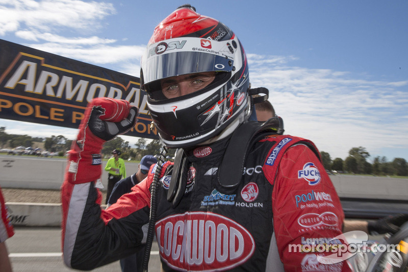 Fabian Coulthard gaining ground at Winton