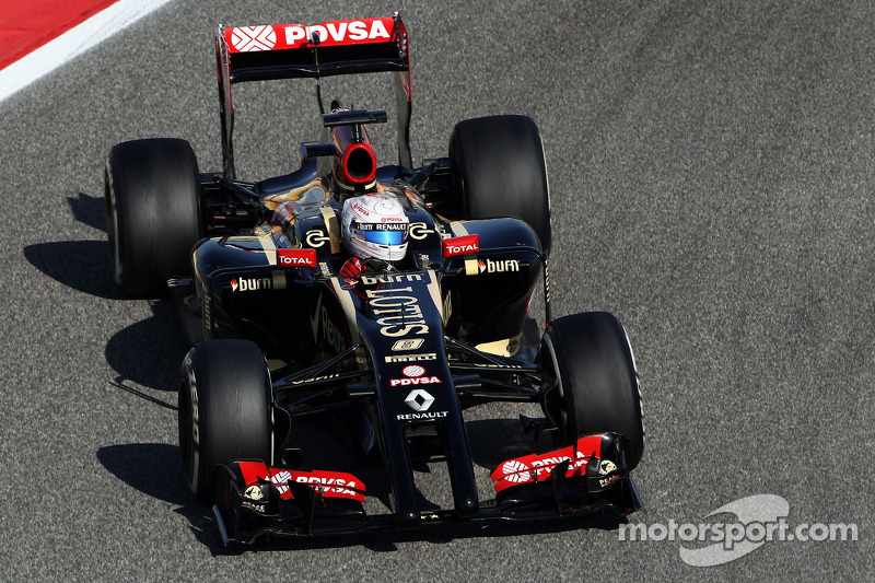 No reliability issues for Lotus in Bahrain