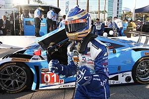 IMSA Interview Scott Pruett snags pole at Long Beach