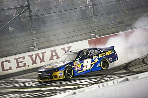 Chase Elliott and Kyle Larson provide electrifying look at NASCAR's future
