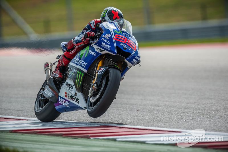 Movistar Yamaha secure second row start in Texas