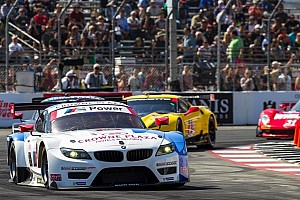 IMSA Race report BMW Team RLL finishes 2nd and 6th at Long Beach