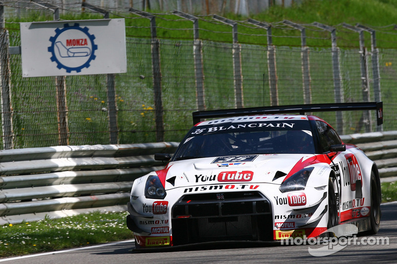 Monza: Nissan's GT title defense gets underway
