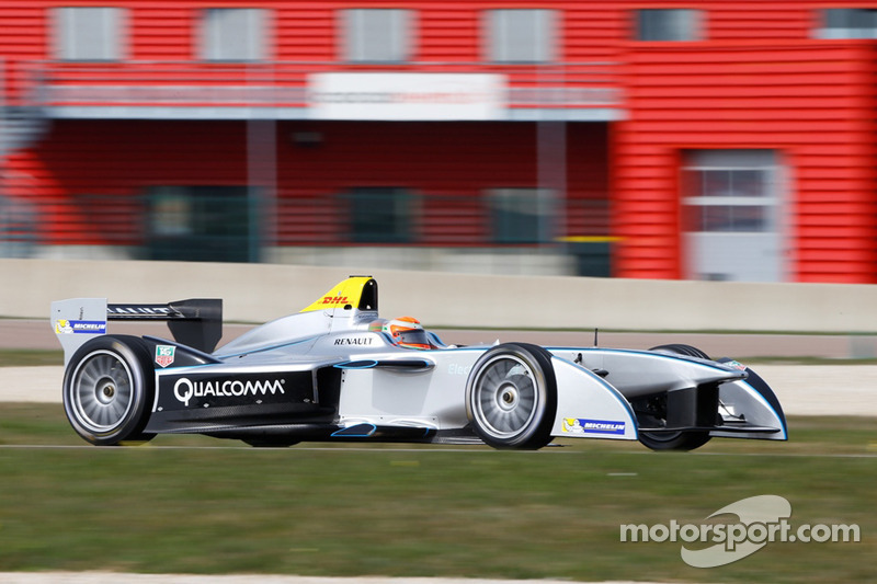 Formula E partners with Global Thermostat to reduce CO2 emissions