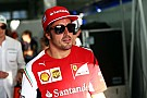 Alonso denies sarcastic 'victory salute' with Bahrain ninth