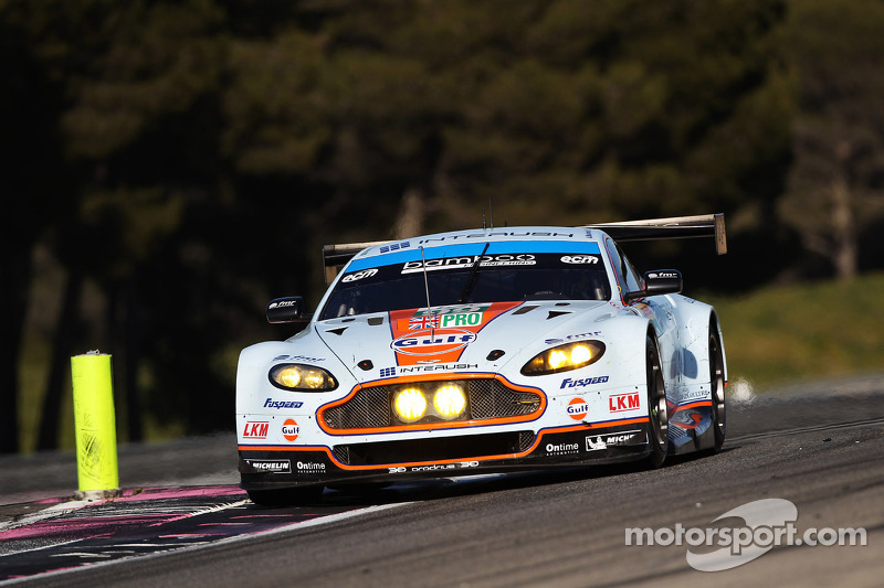 Aston Martin Racing marks a decade of success