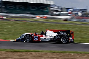 European Le Mans Race report Sébastien Loeb Racing gains experience