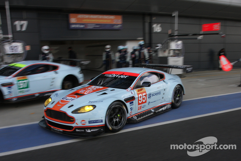 Happy Easter: Young Driver AMR takes back-to-back victory at Silverstone