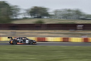 Great podium finish for G-Drive Racing in the Blancpain Sprint season-opener at Nogaro