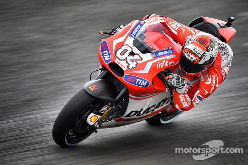 Dovizioso 5th, Pirro 18th for Ducati Team on opening day of practice for Argentine GP