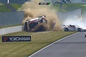 GT Commentary Caught on tape: Nicki Thiim's Oschersleben crash