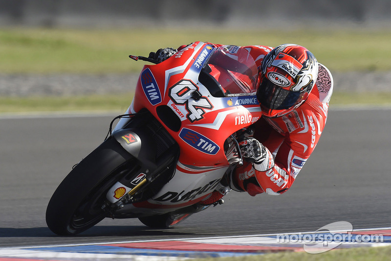 Argentina GP: A difficult race for Dovizioso and Pirro at Termas de Rio Hondo