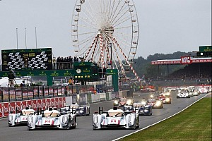 Le Mans Breaking news Five entries withdrawn from Le Mans 24 Hours - reserves called up