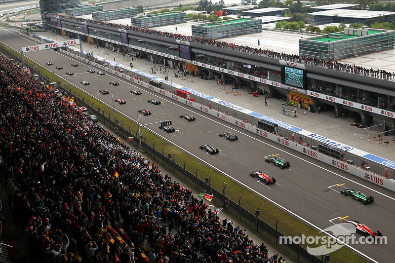 Argentina eyes return to F1 calendar