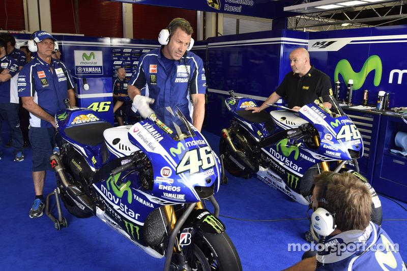 Yamaha Racing drivers prepares for Spain challenge