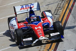 IndyCar Testing report A.J. Foyt drivers: 'Positive impressions' about Indy road course