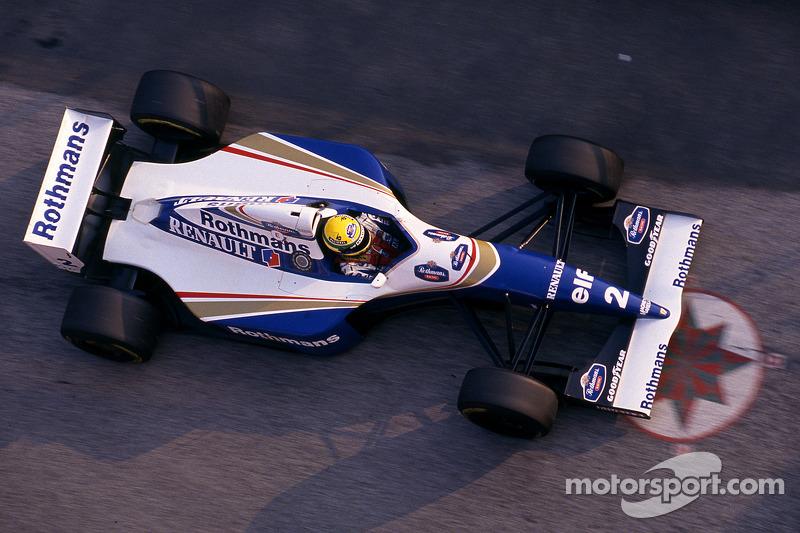 Senna wanted to break Williams contract - Montezemolo