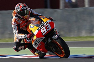 MotoGP Qualifying report Pole domination continues for sensational Marc Marquez in Jerez
