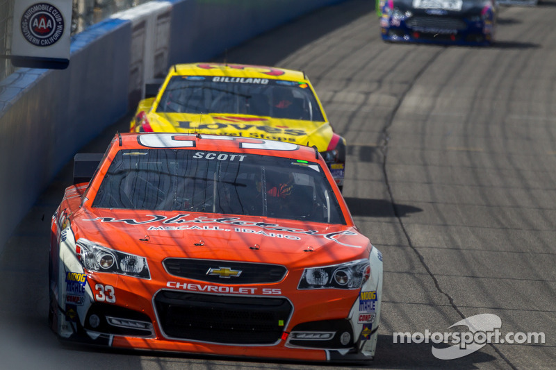 Chevy NSCS at Talladega One: Qualifying notes and quotes
