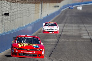Landon Cassill scores best NASCAR Nationwide season finish Saturday