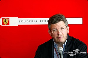 Ferrari insider says Brawn spotted at Maranello