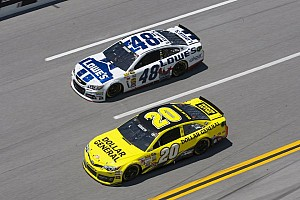 Who will be NASCAR's ninth different winner of 2014?