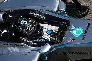 Rosberg takes over at top in final practice in Spain