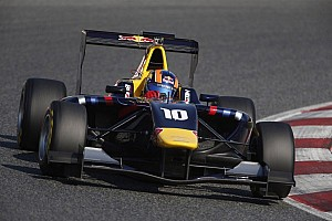 GP3 Race report Alex Lynn triumphant in Barcelona Race 1