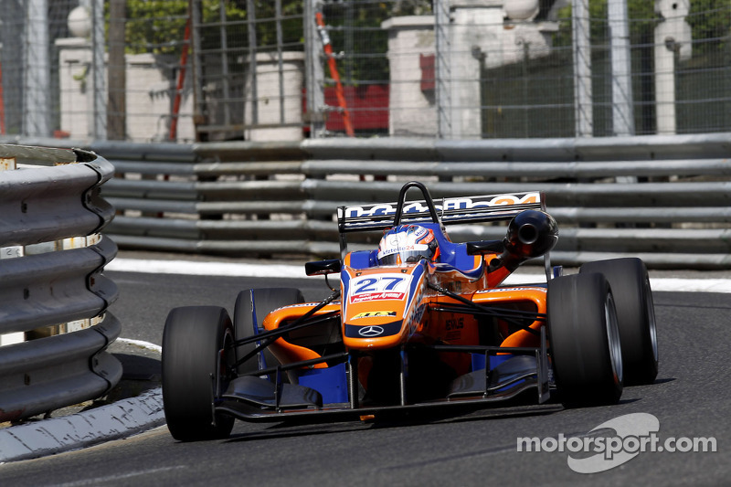 Rosenqvist claims decisive Pau Grand Prix win