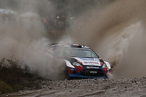WRC Race report Kubica takes sixth in Argentina