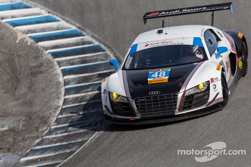 Paul Miller Racing in early-season IMSA title contention