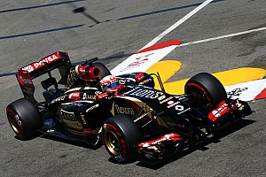 Monaco GP: Lotus' Grosjean into the points