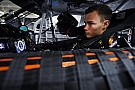 Brett Moffitt prepared to make his Sprint Cup debut at Dover