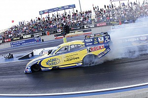 Matt Hagan to defend his Englishtown title