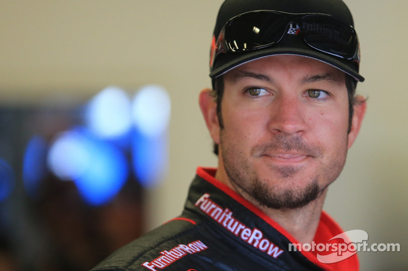 Martin Truex Jr. is looking for a fresh start at his home track