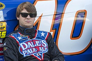 Landon Cassill loses his (street) ride