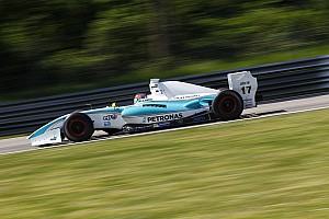 Formula V8 3.5 Race report I.S.R. and Jaafar on the podium again  in Spa-Francorchamps Race 1